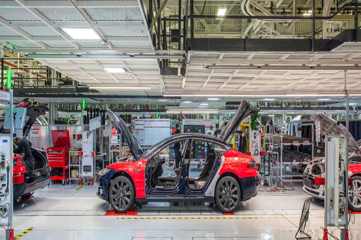 Tesla, Elon Musk, China