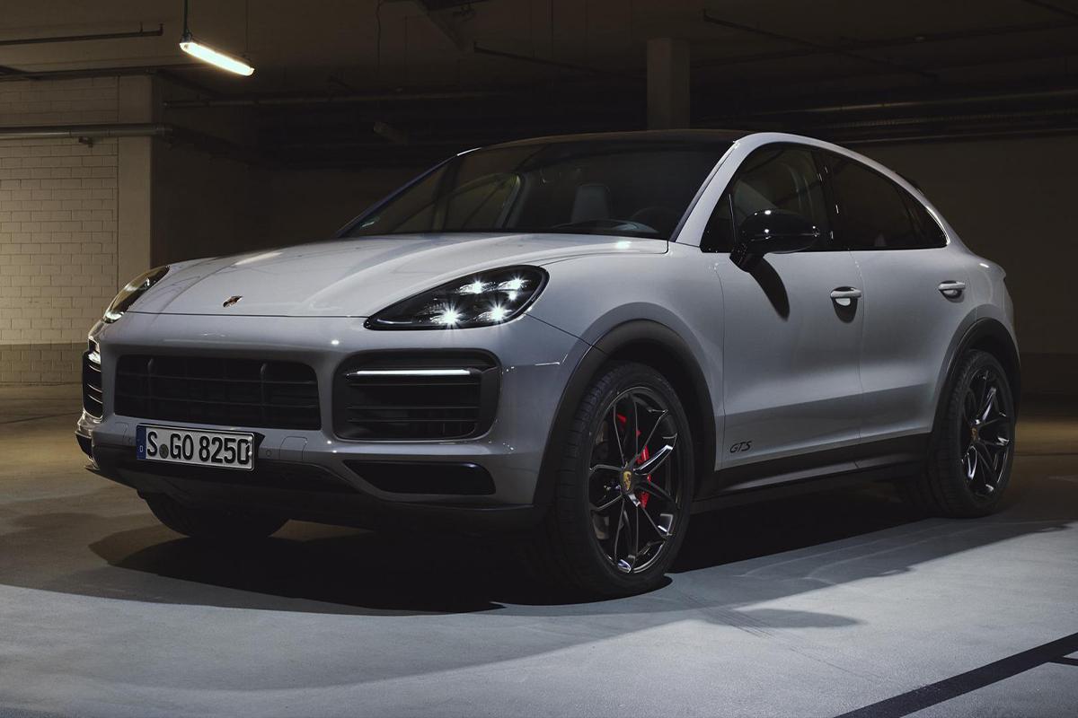 Porsche, Cayenne GTS