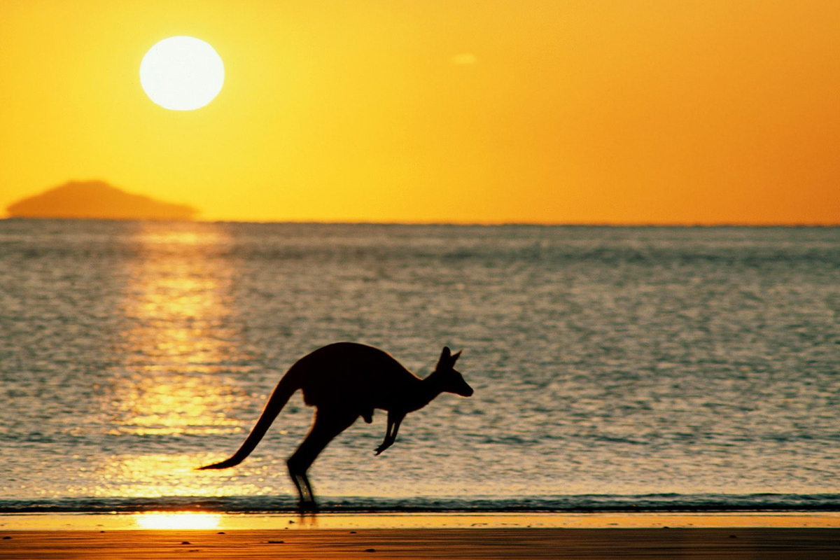 Australia, recession