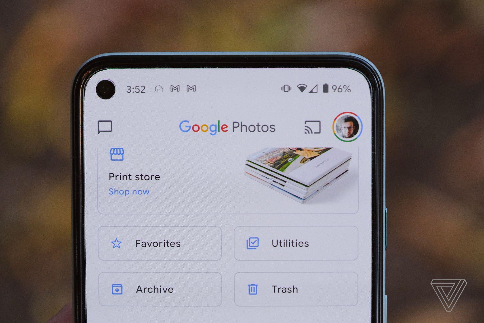 Google, Google Photos